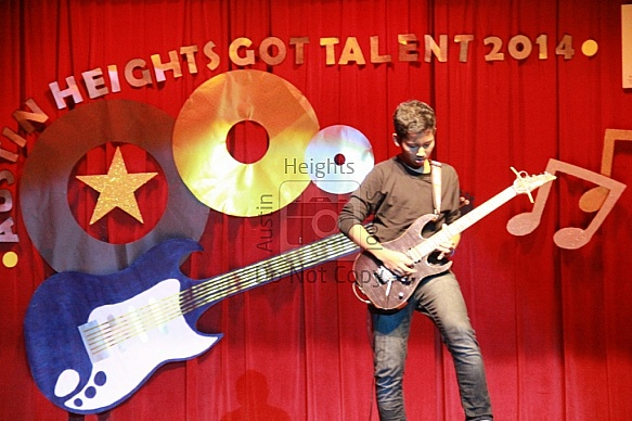 2014 - Austin Heights' Got Talent