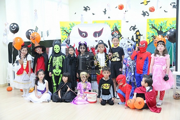 2014 - Halloween Celebration