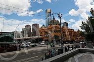 Melbourne City Walk