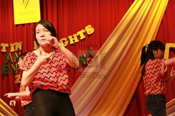 Austin Heights School Annnual Concert 2012