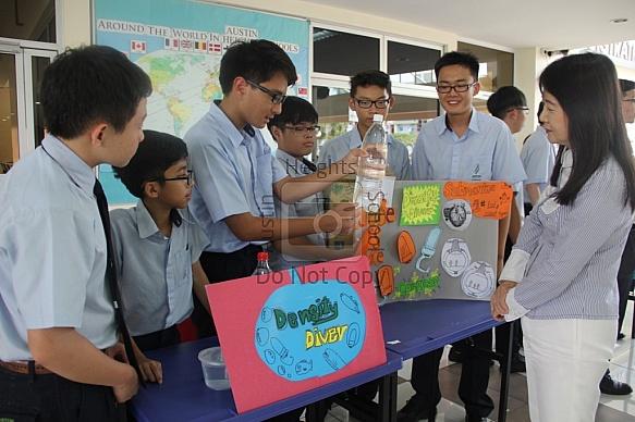 2014 - Science Exhibition