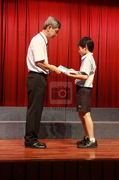 Checkpoint Certificate Presentation 2013