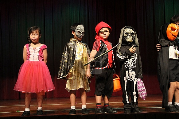Halloween Costume Competition 2013