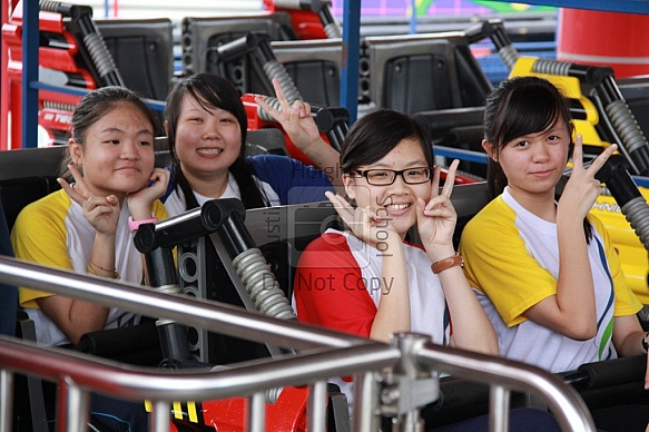 Year 8 & Year 9 Year End Excursion To Iskandar Development Region and Legoland Malaysia 2013
