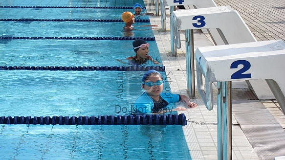 MSSD Swimming Competition 2013