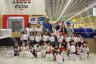 2014 - Reception Year Field Trip to Tesco Hypermarket