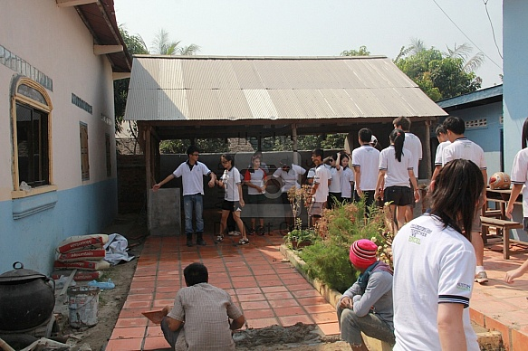 Day 5 - Charity Expedition to Cambodia 2013