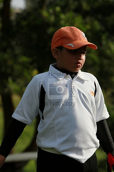 Austin Heights School Annual Junior Golf 2013